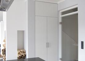 Ankleidezimmer Garderobenschrank Einbauschrank